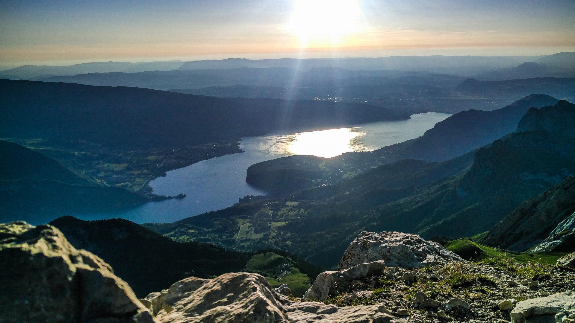 Pre Alpes Du Nord Entre Aravis Et Lac D Annecy